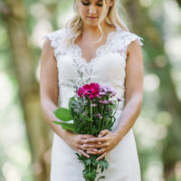 Bridal portrait, wedding photographs