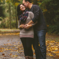 Campbell River Engagement Photos