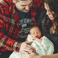 Campbell River Family Newborn Photographer
